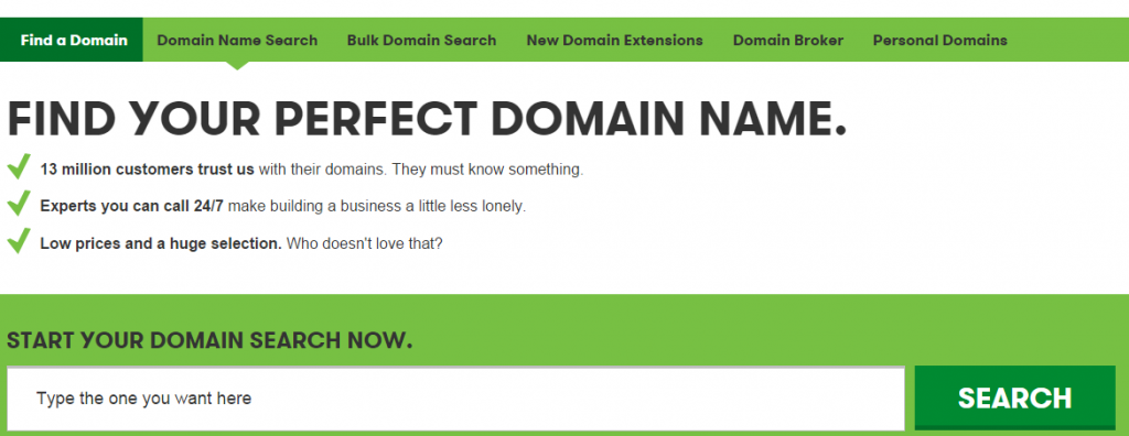 GoDaddy Hosting nad Domain Promo Codes