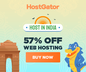 Hostgator 57 off hosting coupon